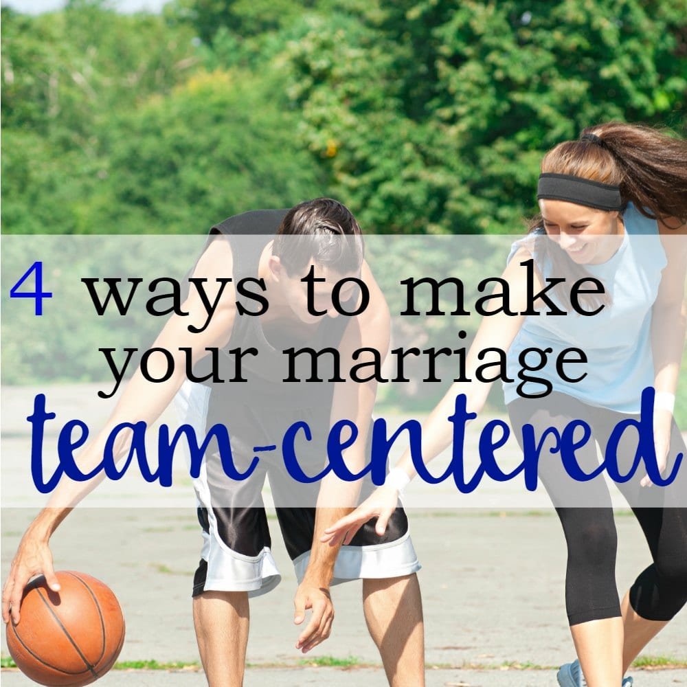 5 Ways To Be Better Teammates With Your Husband