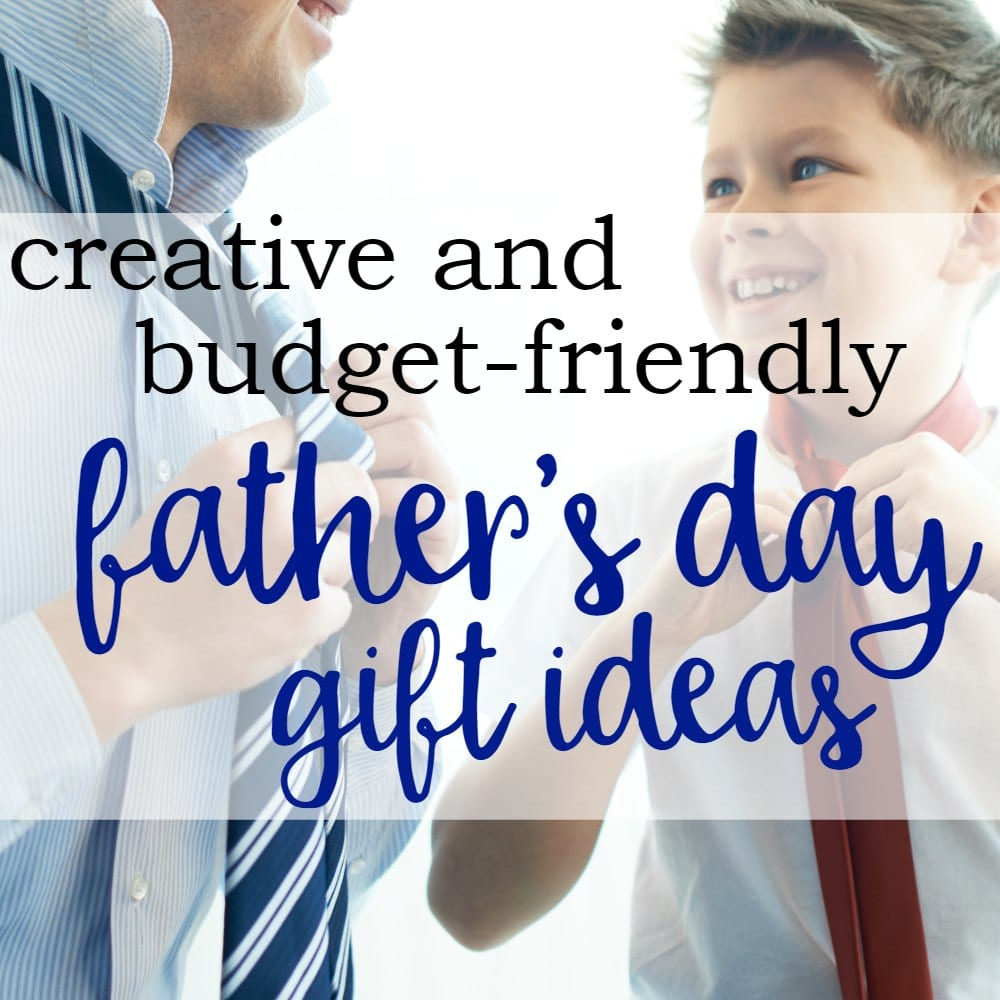 Creative and Budget-Friendly Father's Day Gift Ideas