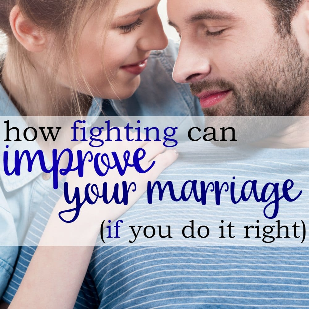 How Fighting Can Actually Help Your Marriage Grow (If You Do It Right)