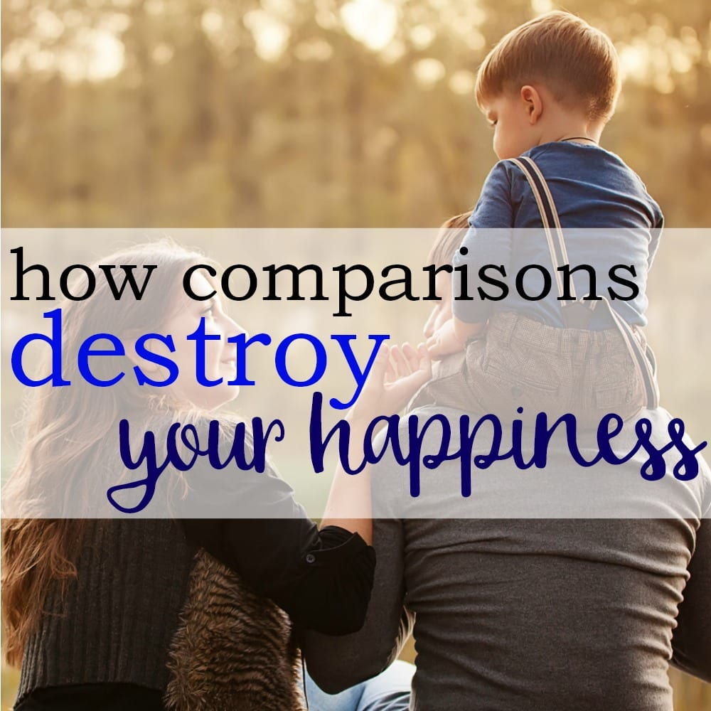 3 Ways Comparing Yourself To Others Destroy Your Happiness