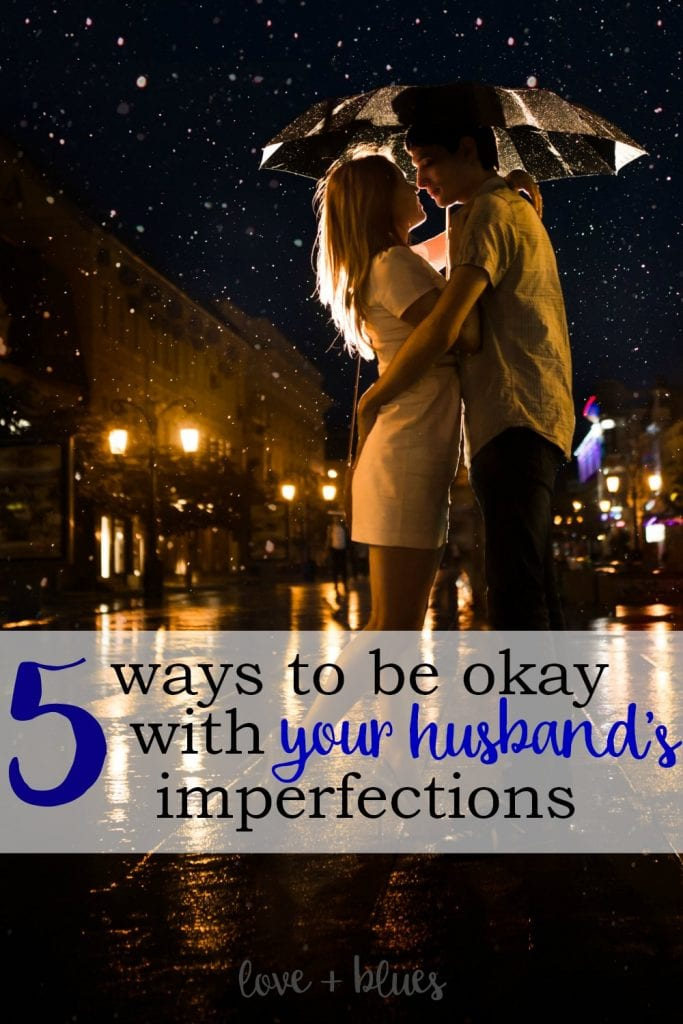I needed to read this for sure - my marriage has been kinda in a rut and I think a lot of it is we have way too high of expectations for each other.  This will help I think.