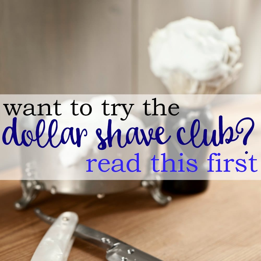 Is the Dollar Shave Club Worth It?