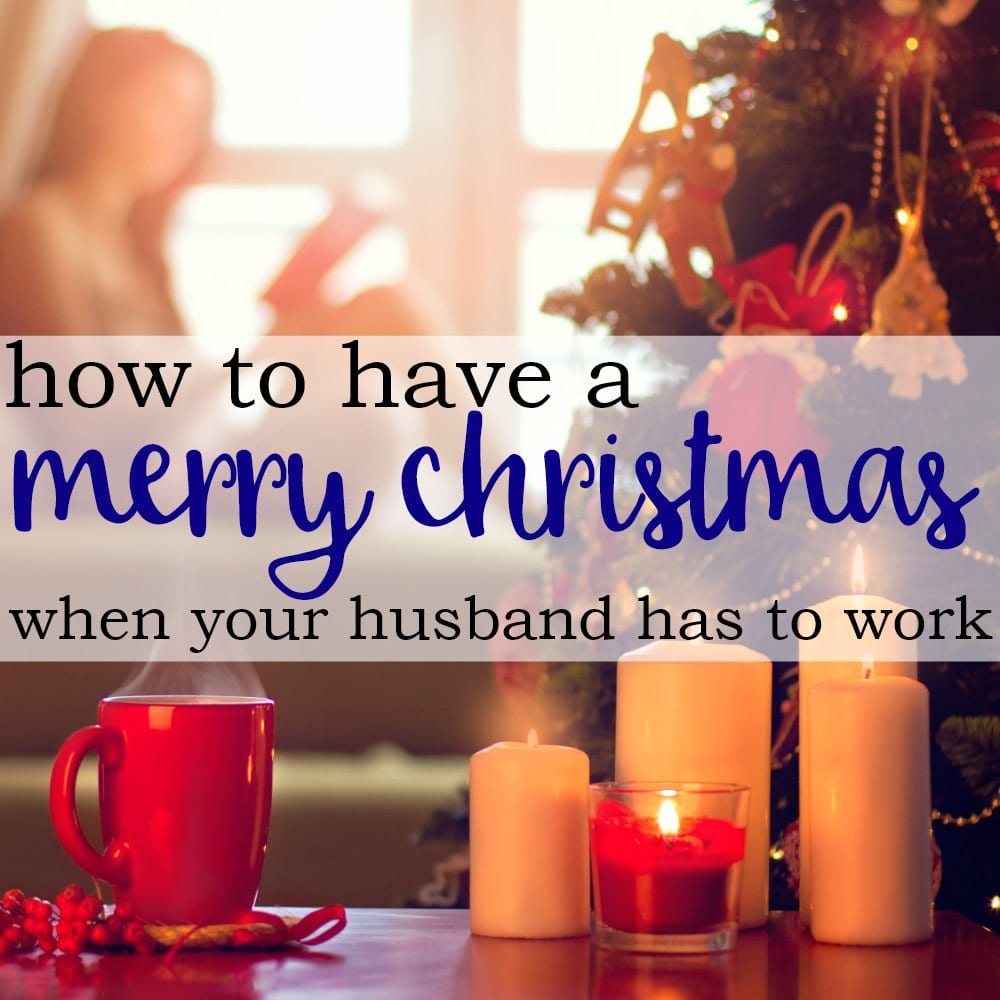 3 Ways To Have A Merry Christmas Without Your Husband