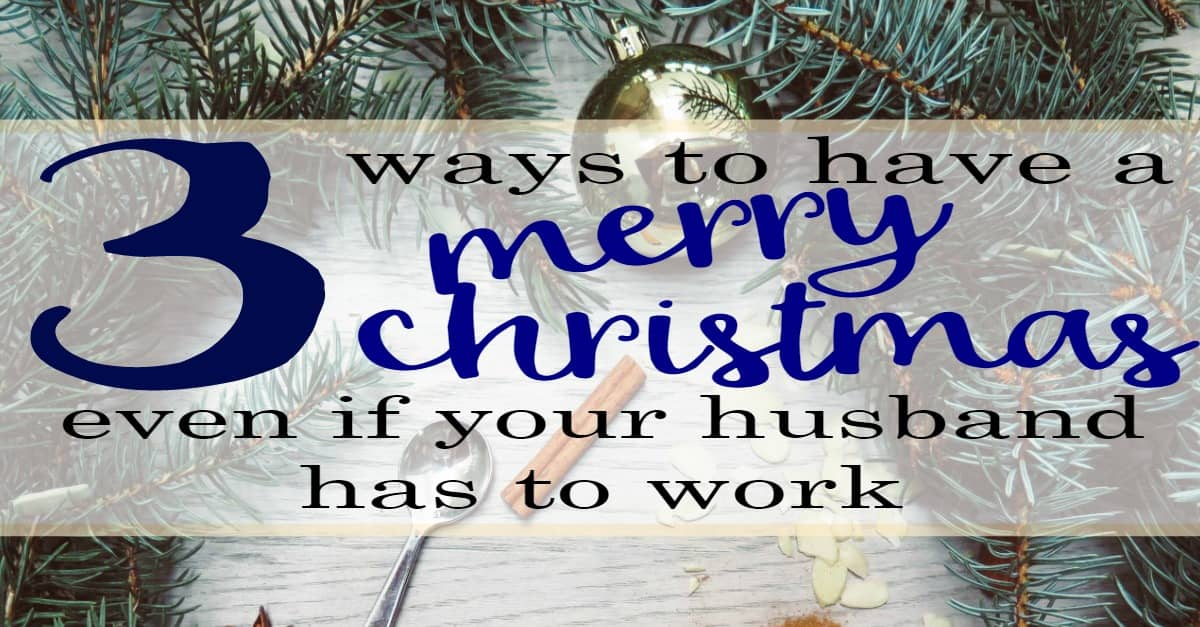 Merry Christmas Without Husband Facebook-min - Love and Blues