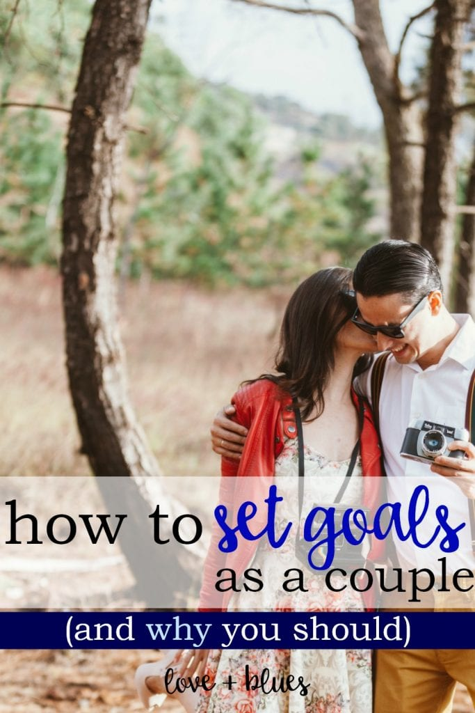 Love this! I think coming together as a couple to establish goals is a great way to bond <3