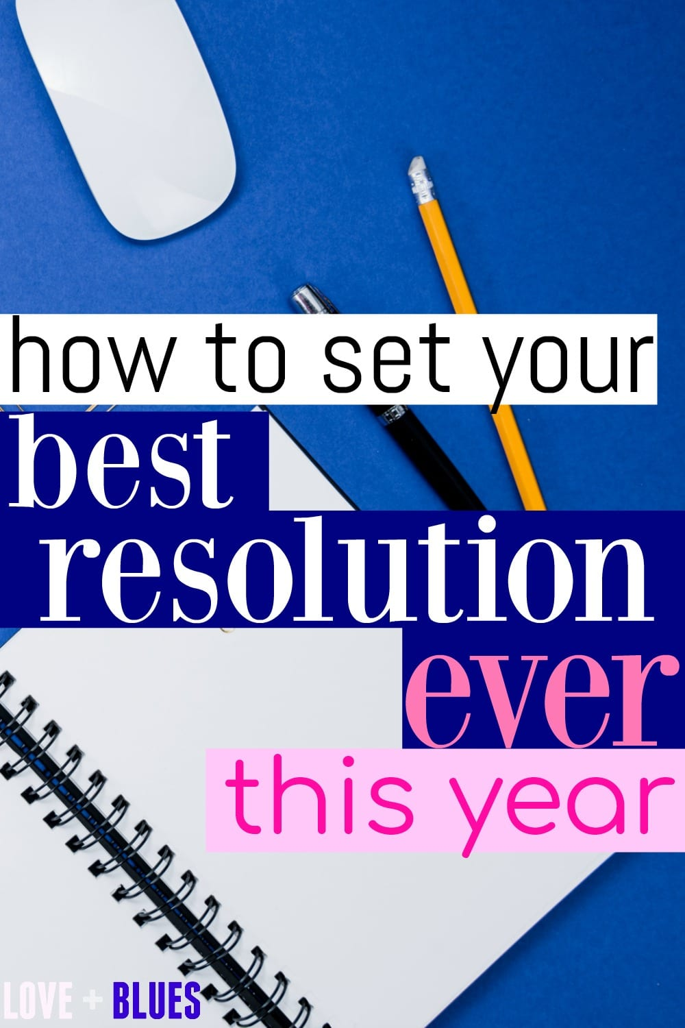 Great ideas! I've failed at ALL my New Year's Resolutions the past few years, but hopefully I can change that streak this year... haha.