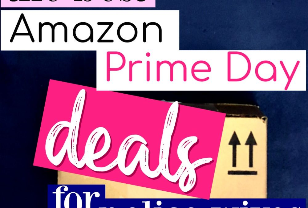 The Best Amazon Prime Day Deals For Police Wives