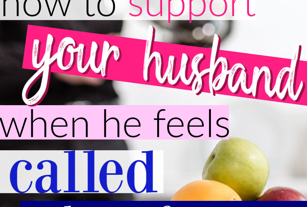 How To Support Your Husband When He Feels Called To Law Enforcement