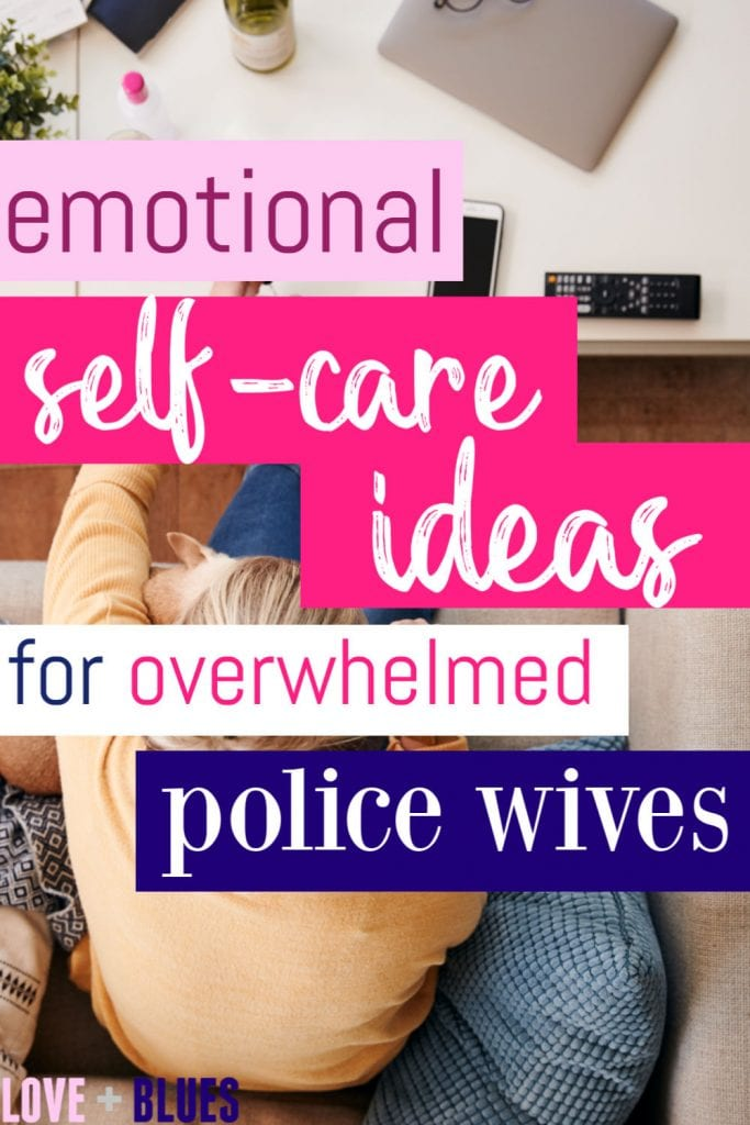 Emotional self care ideas that hit the root of why you're overwhelmed... because as nice as bubble baths are, not everything can be fixed by one.