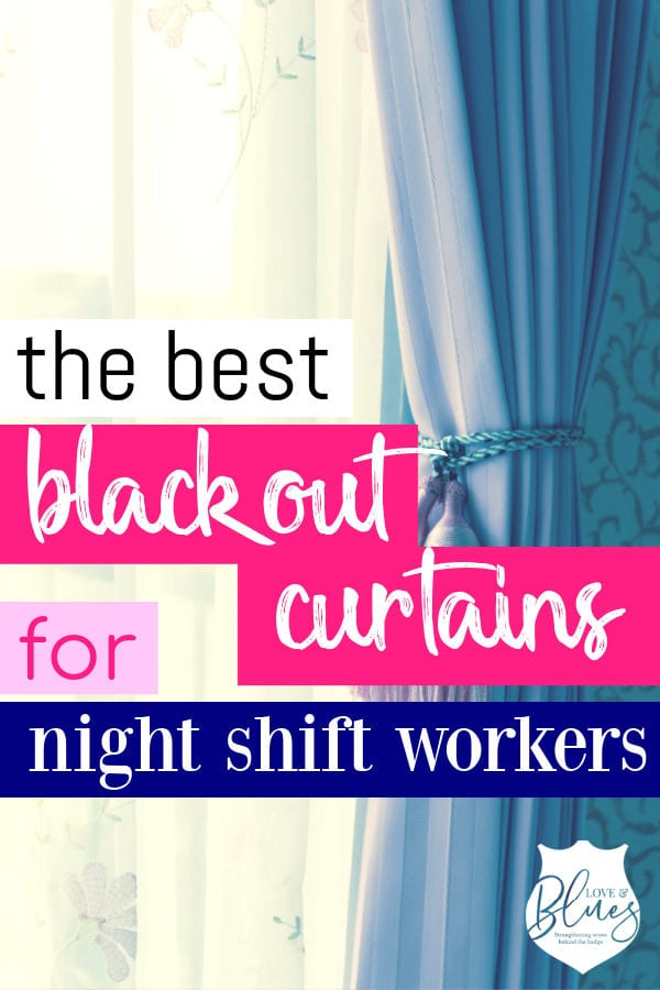This post has tons of cute options for sun blocking curtains - a MUST have if you or your hubby work night shifts!
